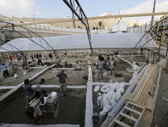 2.300 jaar oud dorp in Israël blootgelegd