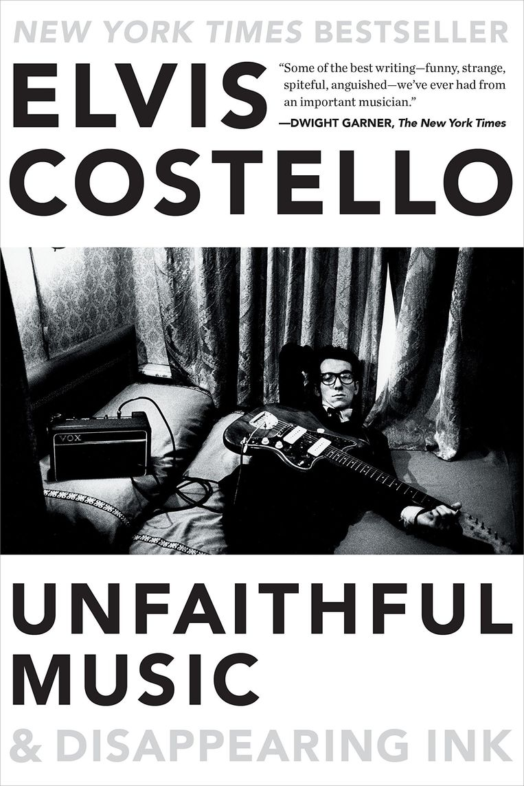 Elvis Costello - autobiografie Costello, Unfaithful Music and Disappearing Ink Beeld
