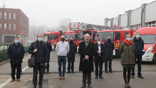 Hulpverleningszone Waasland investeert in wagenpark: 18 nieuwe voertuigen in dienst genomen