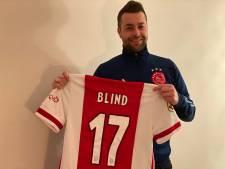 Danny uit Borne is dolblij met bezweet Ajaxshirt: 'Ik heb geroken, hij heeft het shirt echt gedragen'