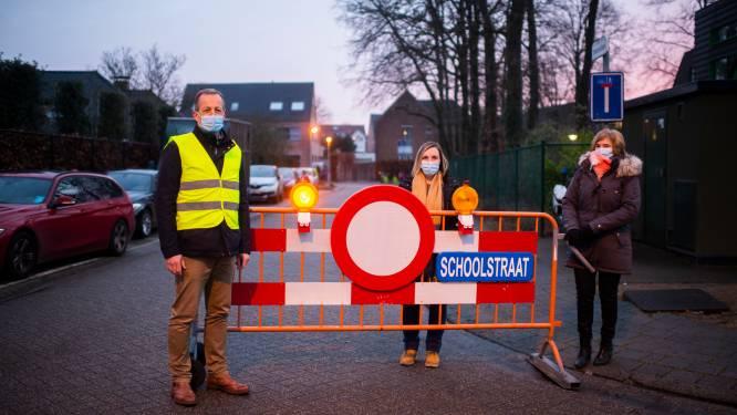 Toekomstlaan wordt definitief een schoolstraat