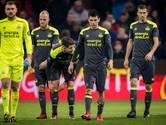 PSV hoopt dat de tik een tikkie blijft