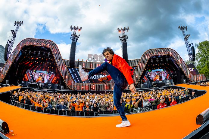 538 Koningsdag in 2019.