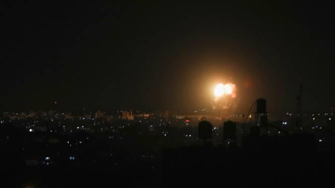 Israël bombardeert Gazastrook na aanvallen met brandballonnen