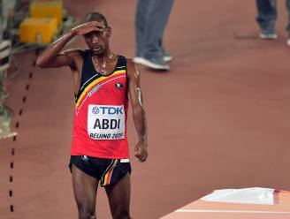 """Bashir Abdi: """"Er zijn in mijn reeks zes atleten sneller dan mij"""""""