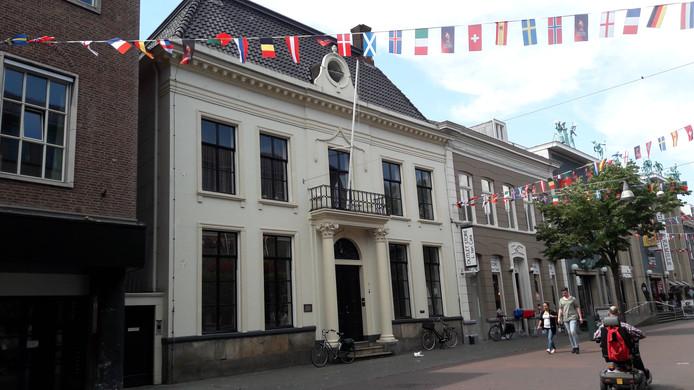 Enschede Promotie Verhuist Naar Janninkshuis Enschede Tubantianl