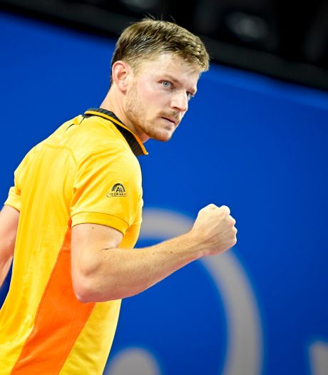 David Goffin qualifié à Montpellier pour sa première finale depuis 2019