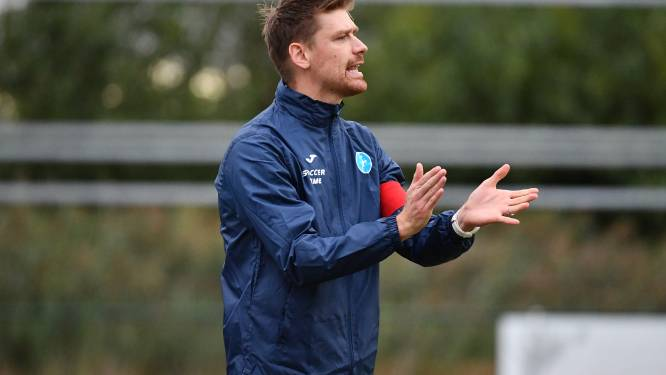 """Jo Christiaens (Turnhout) doet het rustig aan op eerste training : """"De komende weken zijn nog wat spielerei"""""""