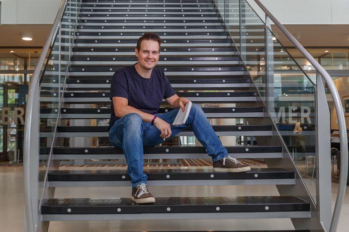 Coen Hagenaars is verslaggever voor de gemeente Roosendaal.