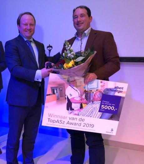 Publiek mag toppers uit Albert Schweitzer ziekenhuis nomineren
