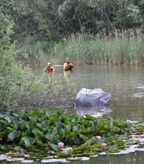 Zoekactie in Kaatsheuvel levert nog niets op, zoektocht naar mogelijk vermiste visser gaat verder