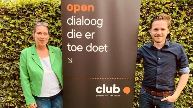 """Met nieuwe Club O luistert Ieperse CD&V naar ideeën en bezorgdheden van alle stadsbewoners: """"Samen met hen werken we aan een nog beter Ieper"""""""