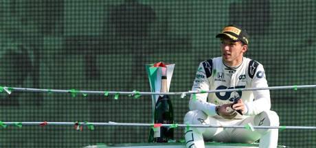 Gasly kan terugkeer bij Red Bull vergeten: 'Willen Albon alle kansen geven'