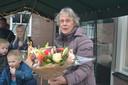 Cisca Loeffen zingt al vijftig jaar bij het Huisselings Gemengd Koor.