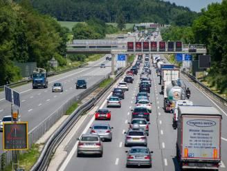 """6-jarig meisje loopt op de snelweg: """"Onderweg naar oma in Berlijn"""""""