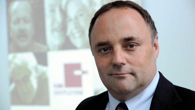 Viroloog Marc Van Ranst. Beeld Photo News