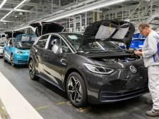 Volkswagen stopt met auto's produceren
