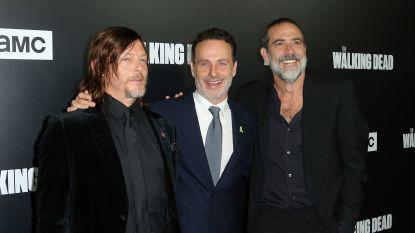 """Laatste werkdag Andrew Lincoln bij 'The Walking Dead' zit erop: """"Maar ik heb niets gestolen van de set"""""""