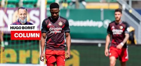 Column Hugo Borst | 'Ik denk niet dat Feyenoord-spelers durven te zeggen dat ze klaar zijn met Advocaat'
