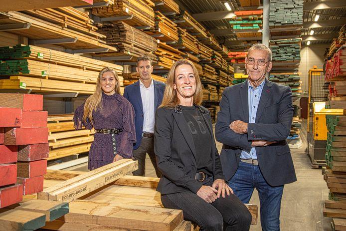 De familie Huyskamp uit Zwolle