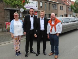 """The Gentlemen in première op kermis Aalter-Brug: """"Buurtwinkeltje heeft ons samengebracht"""""""