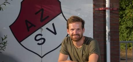 Erwin Nieuwboer stopt bij AZSV