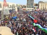 Wereldwijd duizenden mensen bij pro-Palestina-demonstraties