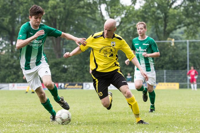 SV Dinxperlo gaat zaterdag op bezoek in Düsseldorf.