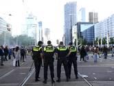 Politie: incidenten rond Feyenoord 'kleinschalig en beheersbaar' - 76 aanhoudingen