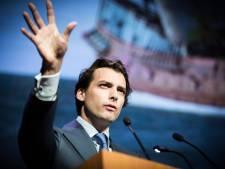 Thierry Baudet geschokt na opdracht voor scholieren in Groenlo