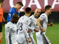 Surprise: Eupen sort La Gantoise et se qualifie pour les demi-finales