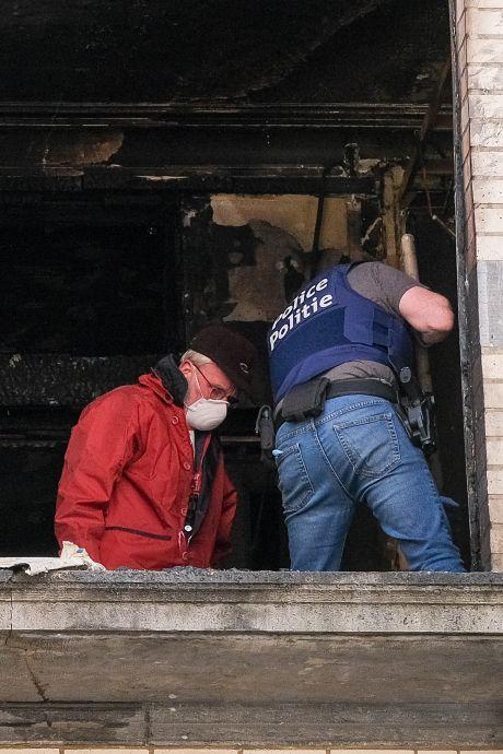 Zoontjes omgekomen bij brand in België, op moment dat hun moeder ze even alleen thuislaat