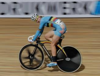 D'Hoore Belgisch kampioene omnium