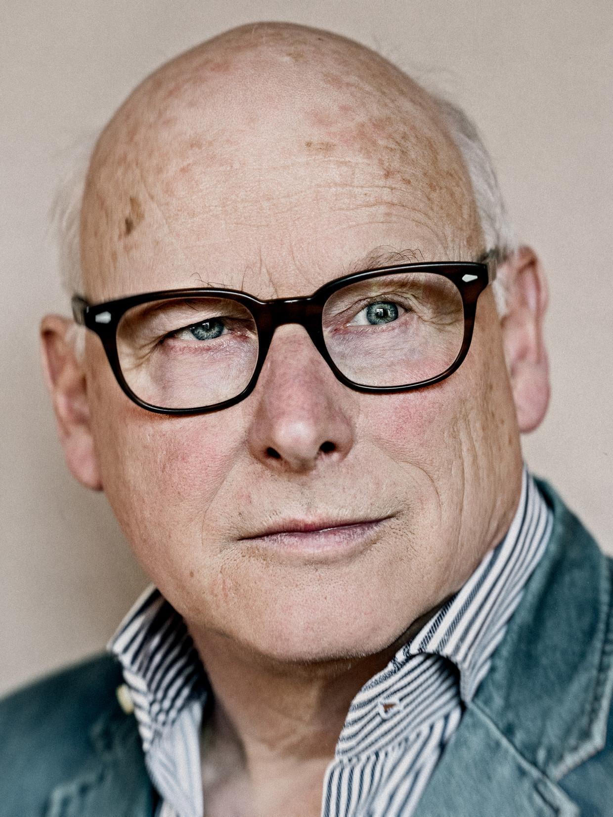 Oek de Jong: 'Iedereen maakt zijn eigen verhaal, zijn eigen biografie, hoe beperkt ook.' Beeld Jitske Schols