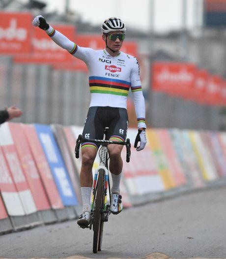 Nouvelle victoire pour van der Poel, malchance pour Van Aert, lourde chute pour Iserbyt