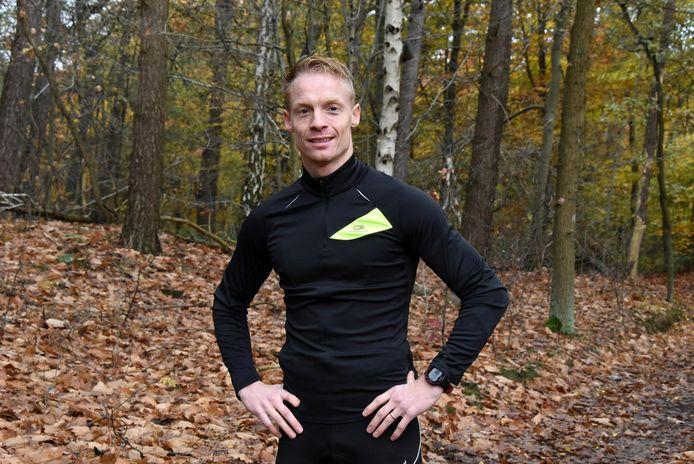 David Van der Sanden heeft nog tot april om te trainen.
