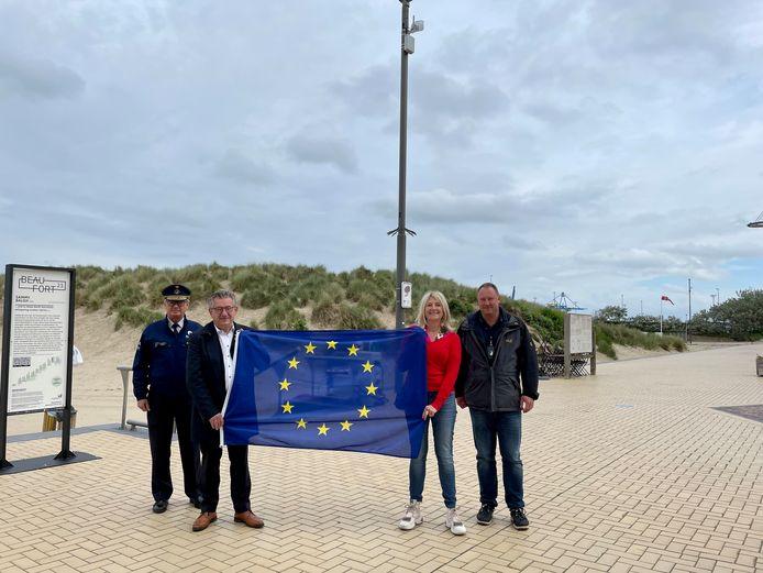 De ingrepen in de veiligheid van Zeebrugge komen er mede dankzij Europese steun.