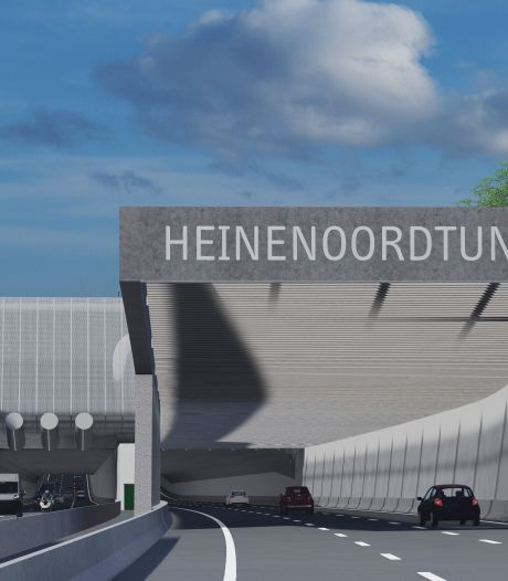 Verjongingskuur van 'oude dames' komt voor Haringvlietbrug en Heinenoordtunnel dichterbij