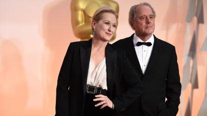 Meryl Streep wordt 70, en al veertig jaar staat deze man aan haar zijde
