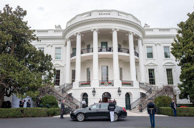 Het Witte Huis in Washington D.C. Beeld ANP