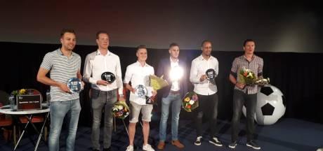 Prijzenpakker Goes slaat ook toe bij Zeeuwse Voetbal Awards