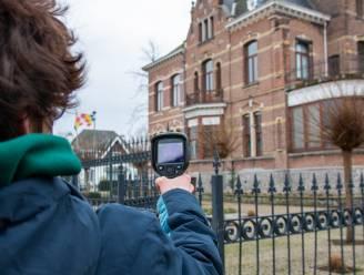 """Leerlingen scannen schoolomgevingen: """"Willen warmteverlies in kaart brengen, zo weten we waar ingrijpen nodig is"""""""