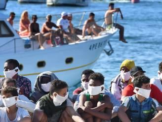 """Opnieuw toename van vluchtelingen in Italië: """"Uitzonderlijke stroom"""""""