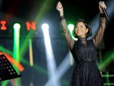 Egyptische zangeres mag niet meer optreden in eigen land
