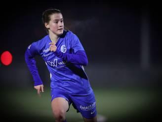 """Jorien Voets (KRC Genk Ladies): """"Tegen Aalst opnieuw aanknopen met een overwinning"""""""