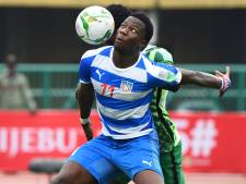 NAC-spits Kosiah onbetwist basisspeler bij het nationale team van Liberia