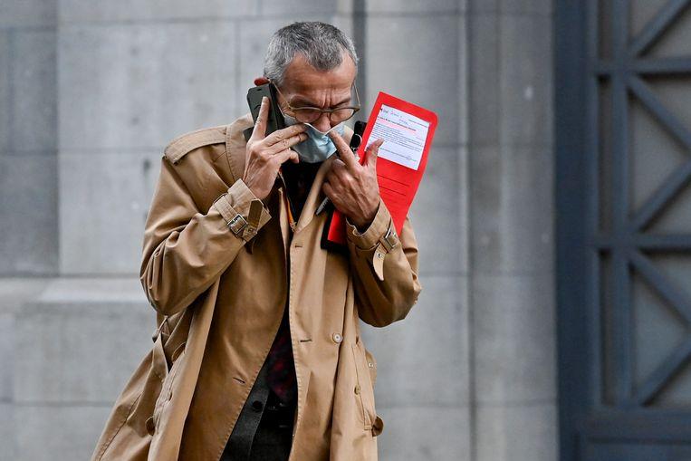 Een oud-minister: 'Vandenbroucke kent zijn dossiers tot in de puntjes, maar ook de dossiers van zijn collega's.' Beeld BELGA