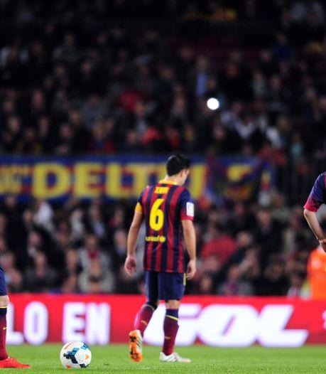 Transferverbod Barcelona opgeschort