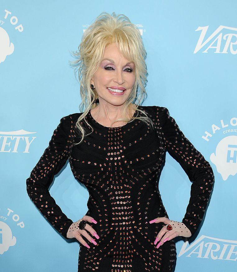 Dolly Parton  Beeld FilmMagic