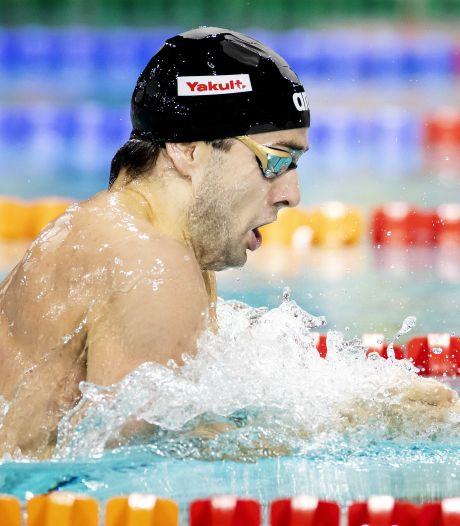 Kamminga verpulvert eigen Nederlands record, slechts één man ooit sneller